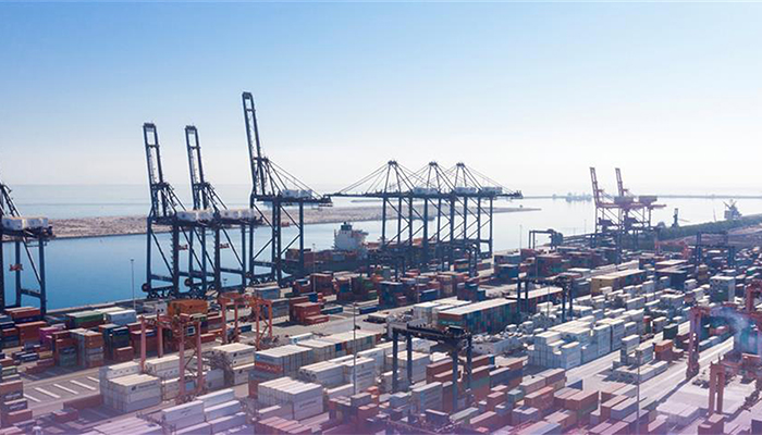 Asyad-managed ports witness 17% increase in direct imports