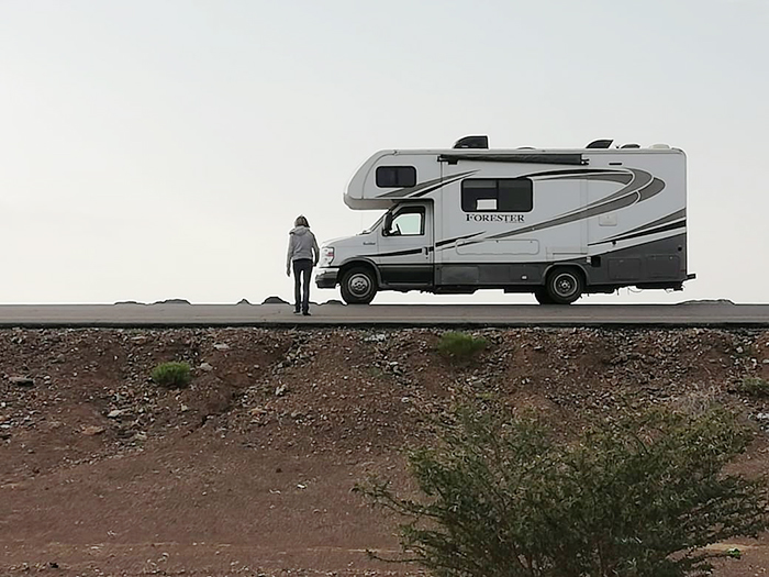 Motorhome travel: Your home on the road