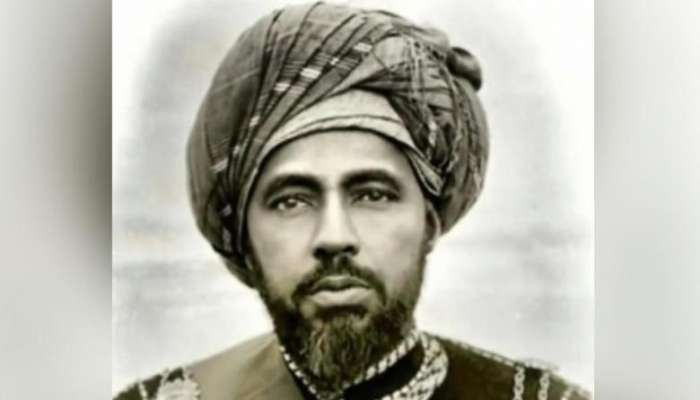 عام 1904م: رسالة من السلطان فيصل بن تركي بمناسبة تنصيب ثيودور روزفلت رئيسًا للولايات المتحدة