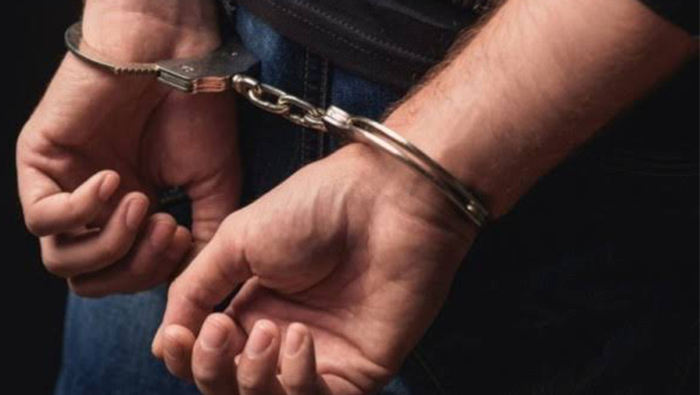 ROP arrests a person on blackmailing charges