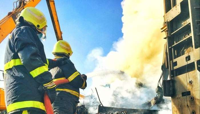 Fire breaks out in Rusayl Industrial Area: PACDA