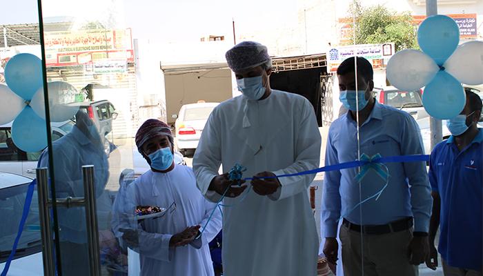 Landmark International opens 6th showroom in Oman