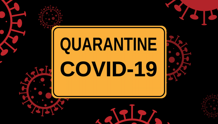 Quarantine period for arrivals is 7 days, not 14