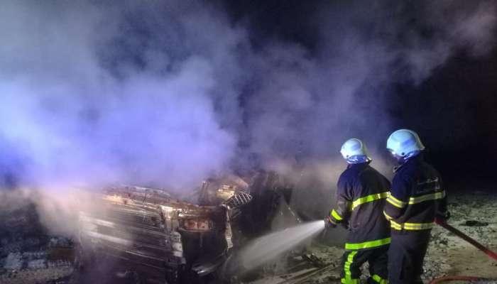 Expat dies in road accident in Oman