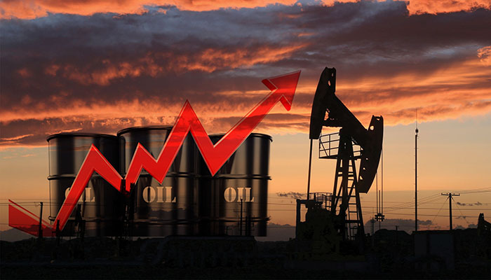 Oman crude oil trading at 12-month high
