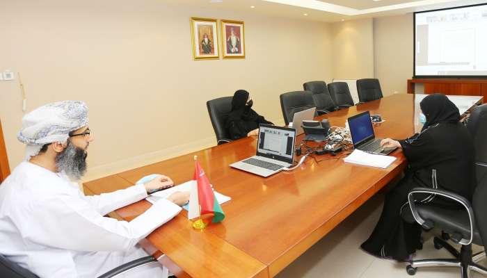 التعليم العالي تشارك في اجتماع خليجي