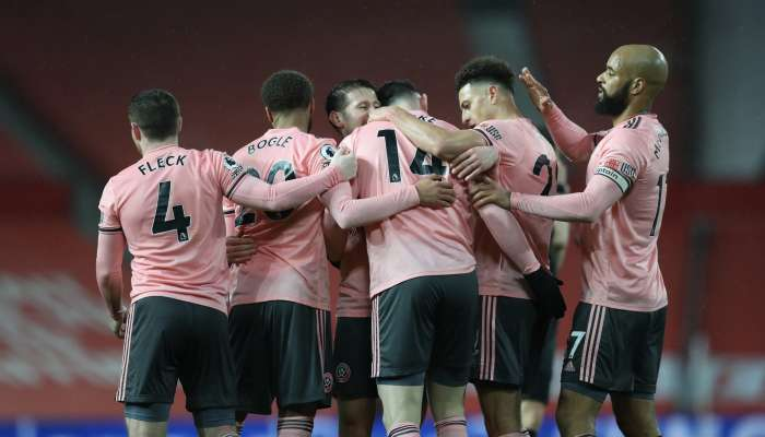 Bottom-placed Sheffield United stun Man United, secure 2-1 win