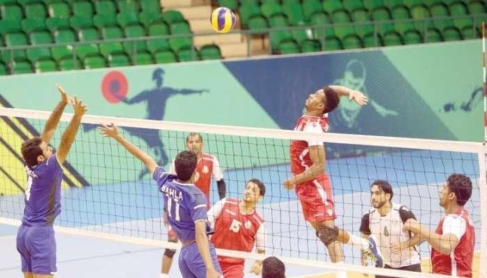 8 مباريات في مسابقة درع وزارة الثقافة والرياضة والشباب لكرة الطائرة