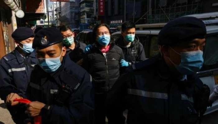 القبض على عصابة لتصنيع لقاحات كوفيد-19 مزيفة في الصين