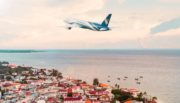 Oman Air announces flights to Dar es Salaam, Zanzibar