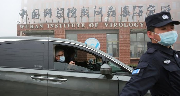 World Health Organization  team probing COVID-19 visits Wuhan lab, meets 'Bat Woman'
