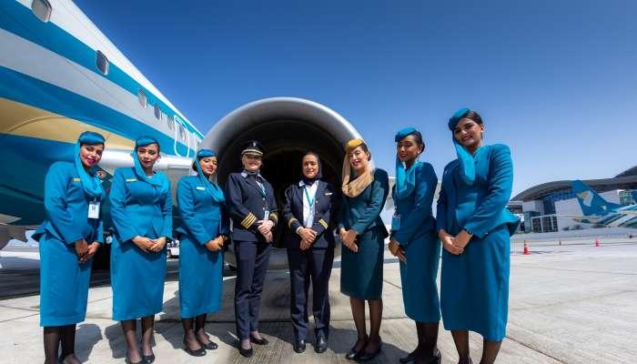 عمانيتان في منصبين قياديين للطيران العماني في البحرين وسيرلانكا