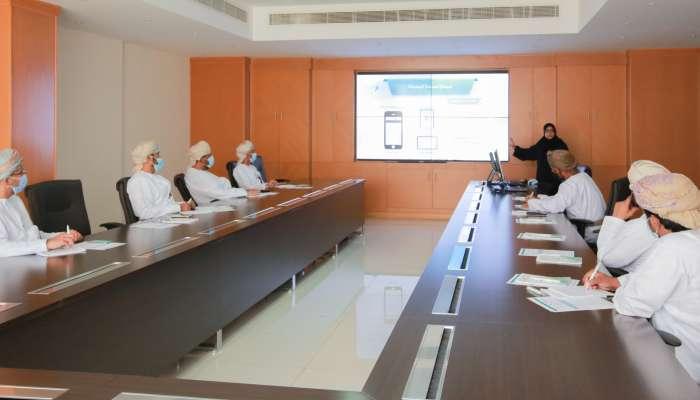 الإحصاء والمعلومات يستقبل لجنة الشباب والموارد البشرية بمجلس الشورى