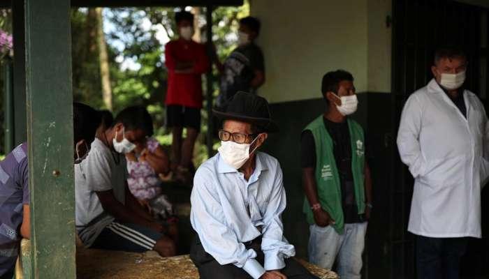 البرازيل تسجل تراجعًا كبيرًا في إصابات فيروس كورونا