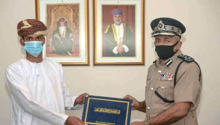 'I did my duty', says Omani hero who saved two lives