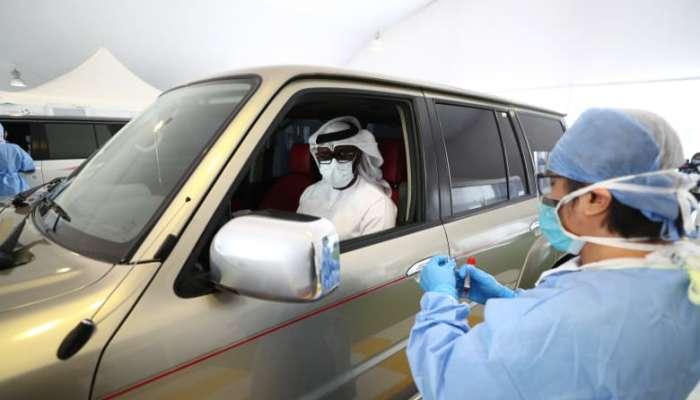 الإمارات تسجل 18 حالة وفاة بكورونا و 3525 إصابة خلال الـ 24 ساعة الماضية