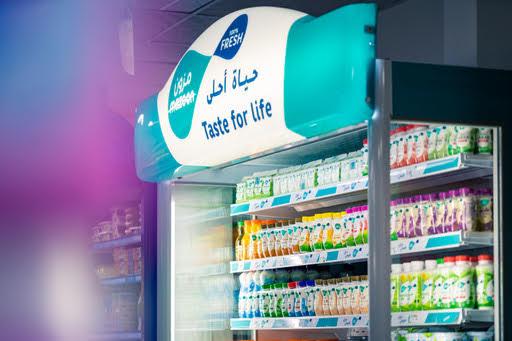 مزون للألبان تعلن عن مشاركتها الأولى بمعرض الخليج للأغذية جلفود بدبي