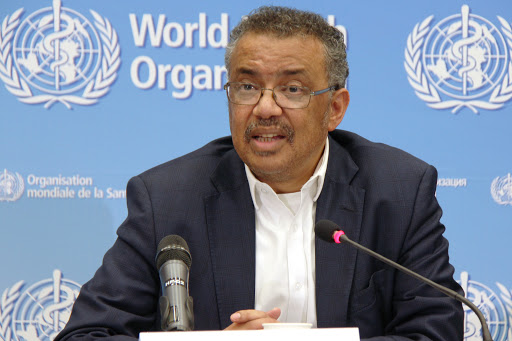 World Health Organization  chief cautions against easing restrictions