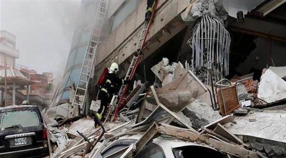 زلزال قوي يضرب مقاطعة فوكوشيما باليابان