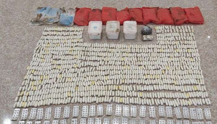 القبض على تجار مخدرات بشمال الباطنة