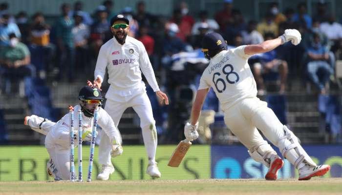 India beat England by 317 runs in Chennai Test