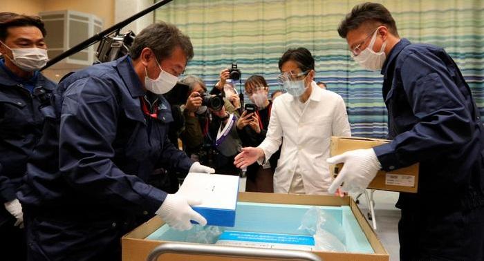 Japan starts COVID vaccination program
