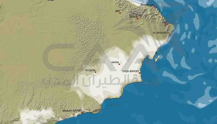 Fog to affect visibility across Oman
