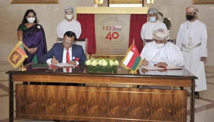 Oman, Sri Lanka mark 40th anniversary of ties
