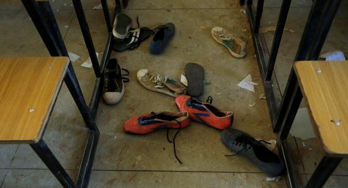 Gunmen kidnap students in school attack in Nigeria