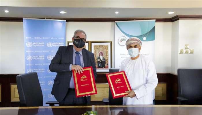 OMSB, WHO sign  pact on education, health, research