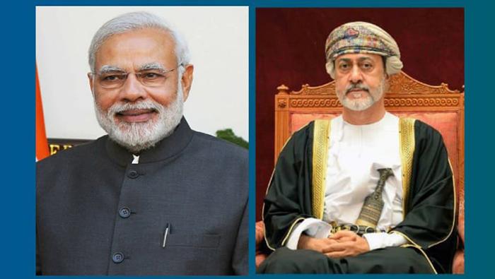 His Majesty thanks Modi for  Oxford-AstraZeneca vaccine