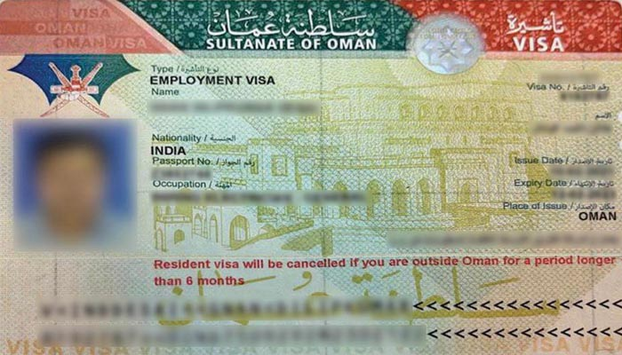 Expats happy with  new Omani employment visa