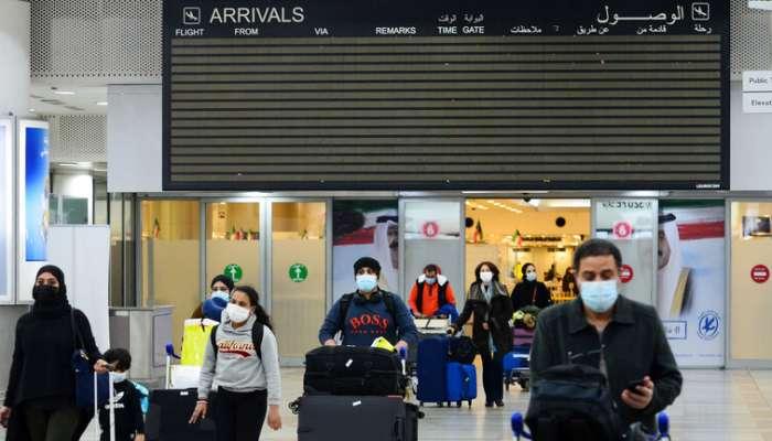 الكويت: إلزام جميع القادمين من الدول المحظورة بالحجر الإلزامي