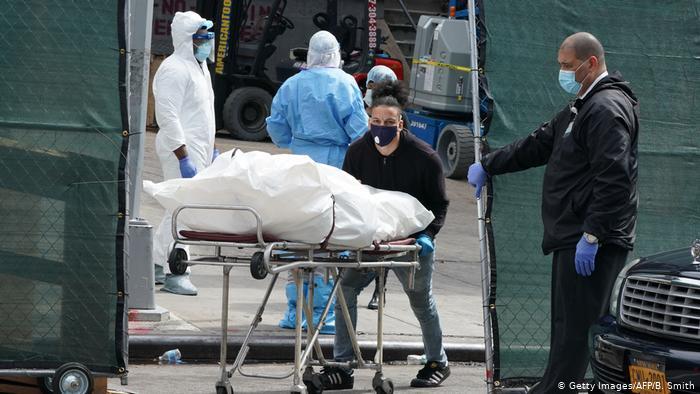وفيات فيروس كورونا في الولايات المتحدة تقترب من نصف مليون