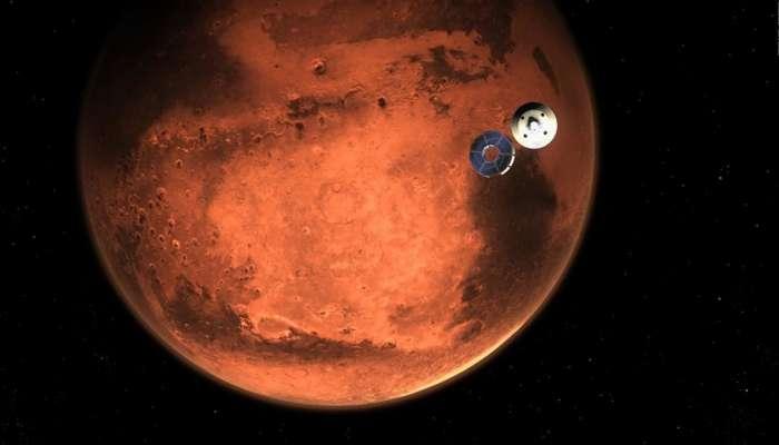 مسبار 'بيرسفيرانس' لوكالة ناسا يهبط على سطح المريخ بنجاح