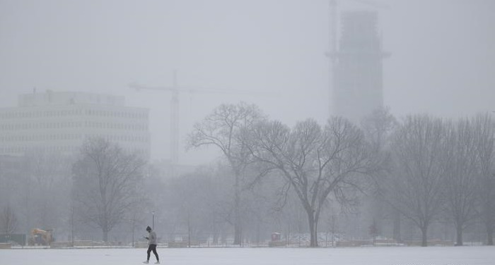 US winter storms delay vaccine distribution