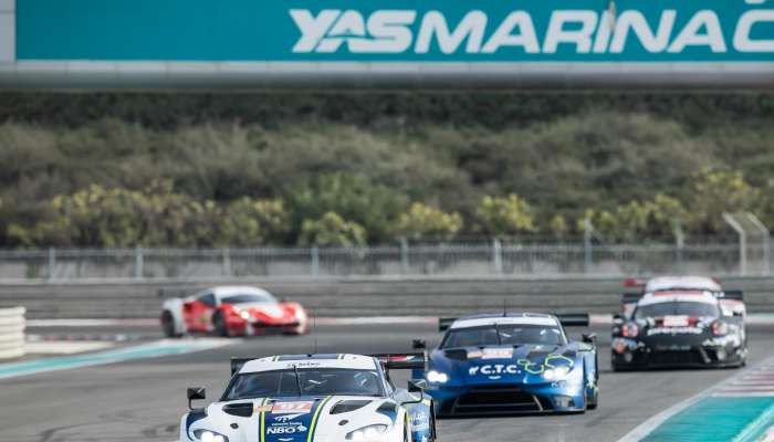 Ahmad Al Harthy misses ALMS podium in season finale