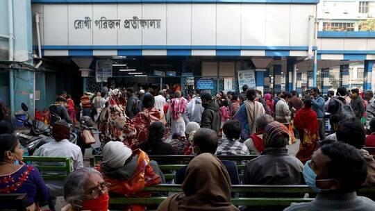 الهند: أكثر من 11 مليون شخص تم تطعيمهم بلقاح مضاد لكوفيد 19