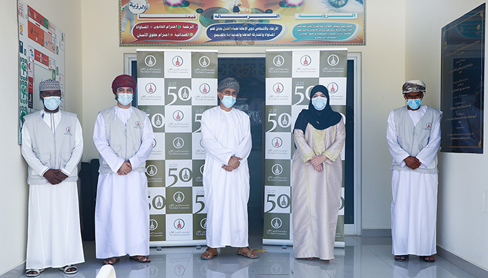 Z-Corp launches 'I am talented' contest in collaboration with Al Wafa Centre in Sohar