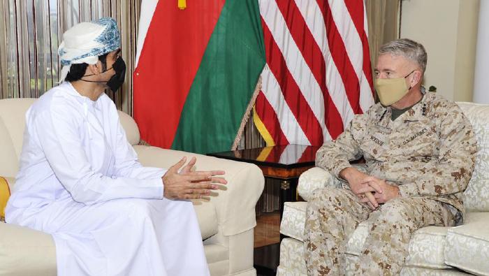 Oman an important partner: McKenzie