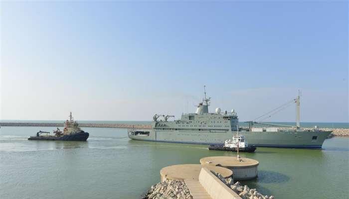 البحرية السلطانية تنفذ التمرين البحري المشترك 'خنجر حاد' مع عدد من بحريات الدول الصديقة