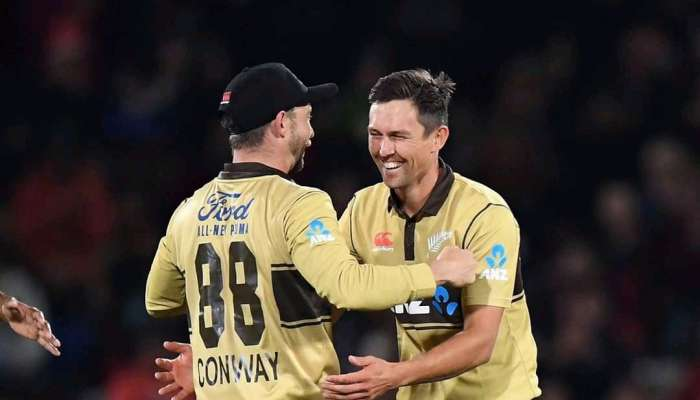 Sodhi and Conway shine as NZ beat Australia by 53 runs in opening T20I