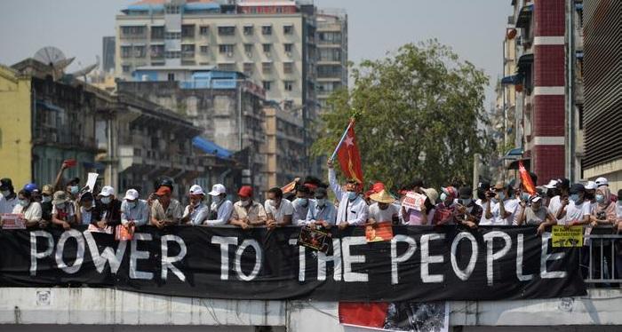 General strike goes ahead in Myanmar despite threats