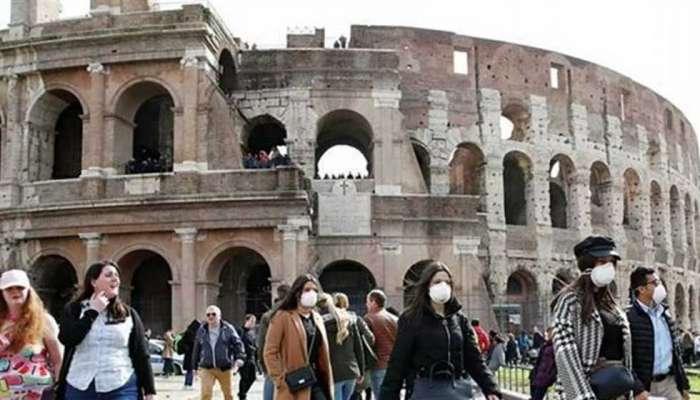 إيطاليا تسجّل 274 وفاة و9630 إصابة جديدة بفيروس كورونا