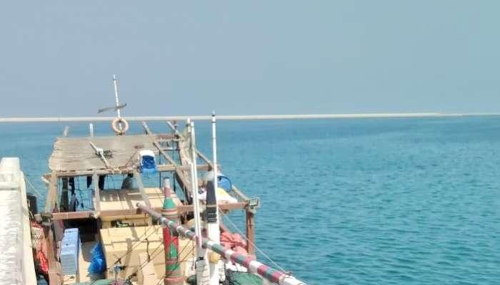 ضبط 10 وافدين يستخدمون شباك التحويط في الصيد