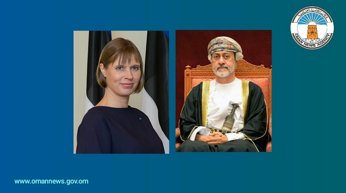 His Majesty the Sultan sends greetings to President of Estonia