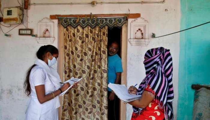 الهند تسجل  أعلى حصيلة يومية بإصابات كورونا منذ نهاية يناير