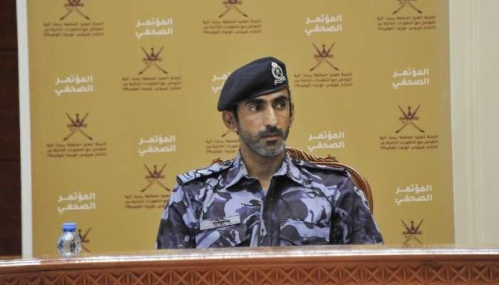 الهشامي: للإبلاغ عن مخالفات قرارات اللجنة العليا عبر الرقم 1099