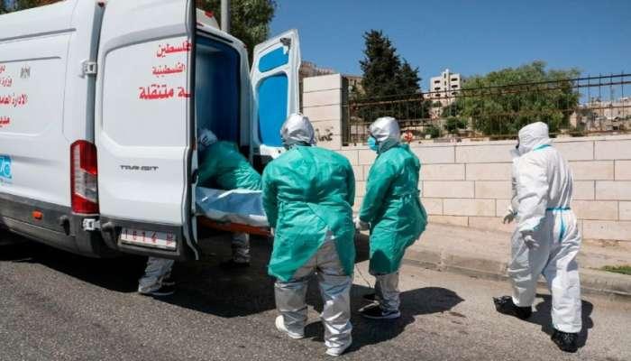 فلسطين تسجل 2100 إصابة جديدة بفيروس كورونا و11 وفاة