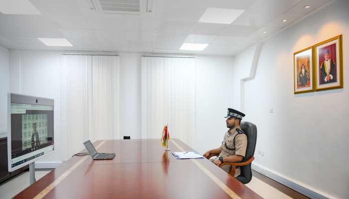 الشرطة تشارك في اجتماع تدريبي بتنظيم من خفر السواحل اليابانية